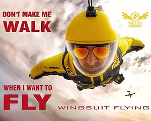 همه چیز در مورد وینگسوت (Wingsuit)