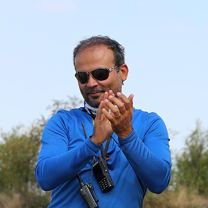 استاد سورن ذاکر Paragliding Instructor